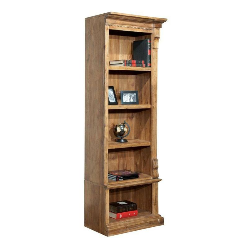 7-9305 Wellington Right Pier Bookcase
