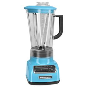 5-Speed Diamond Blender Crystal Blue