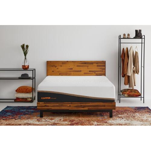 American Bedding - Copper Limited Edition - Performance - Medium Foam - Twin