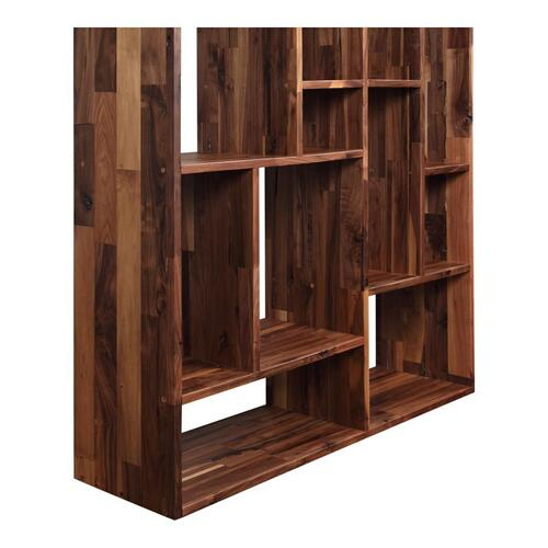 Redemption Shelf Solid Walnut Large