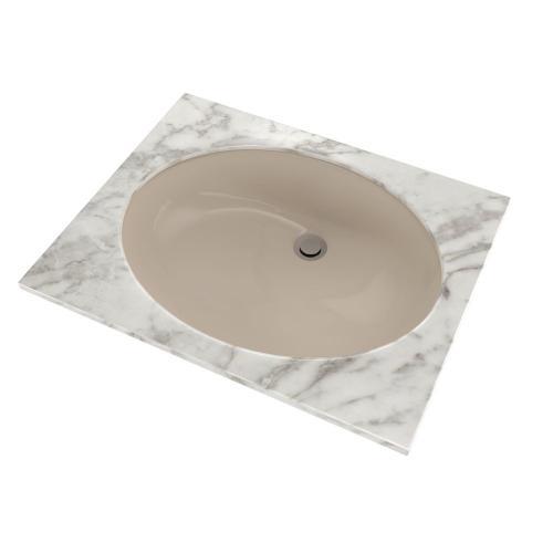 Dantesca® Undercounter Lavatory - Bone