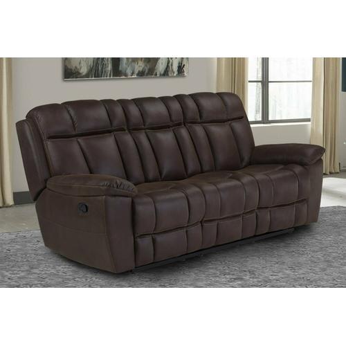 GOLIATH ARIZONA BROWN Manual Sofa