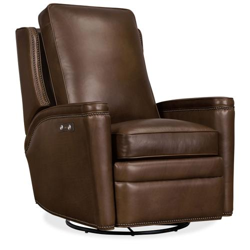 Living Room Rylea PWR Swivel Glider Recliner