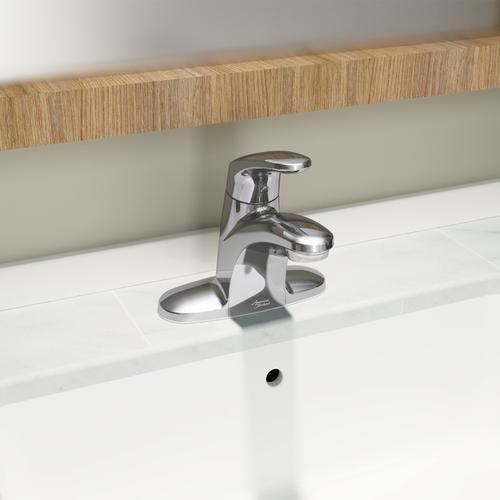 American Standard - Colony PRO Single-Handle Centerset Faucet  American Standard - Polished Chrome