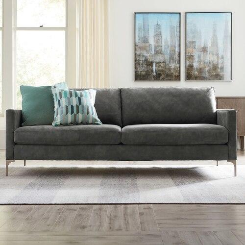 Serafina Leather Sofa