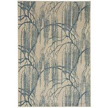 """View Product - Willow Azul - Rectangle - 3'11"""" x 5'5"""""""