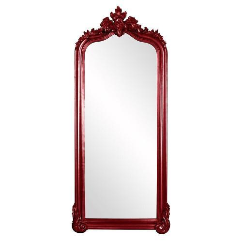 Howard Elliott - Tudor Mirror - Glossy Burgundy