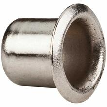 """See Details - 1/4"""" Grommet for 7mm Hole - Priced and Sold by the Thousand"""