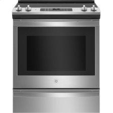 """®30"""" Slide-In Electric Convection Range with No Preheat Air Fry"""