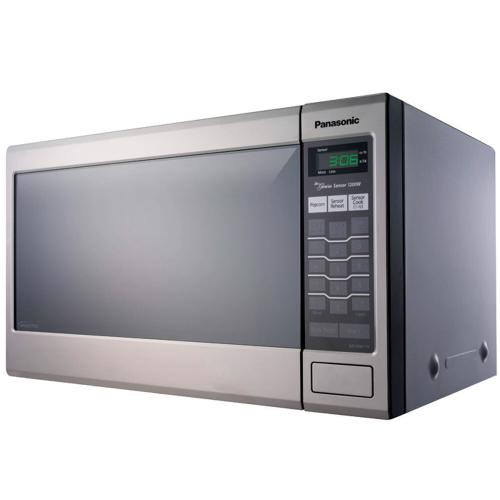 Family Size 1.2 Cu. Ft. Countertop Microwave Oven with Inverter Technology NN-SN671S