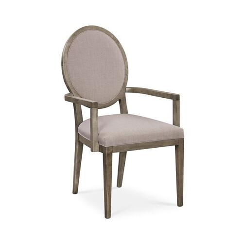 Bassett Furniture - Ostrow Maple Arm Chair