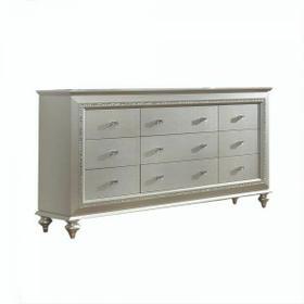 ACME Kaitlyn Dresser - 27235 - Champagne
