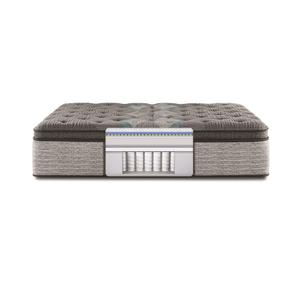 Beautyrest - Harmony Lux - Diamond Series - Medium - Pillow Top - Split King