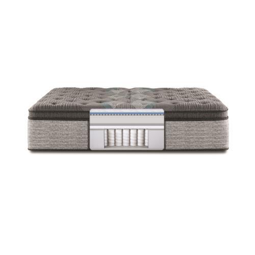 Beautyrest - Harmony Lux - Diamond Series - Medium - Pillow Top - Split Cal King