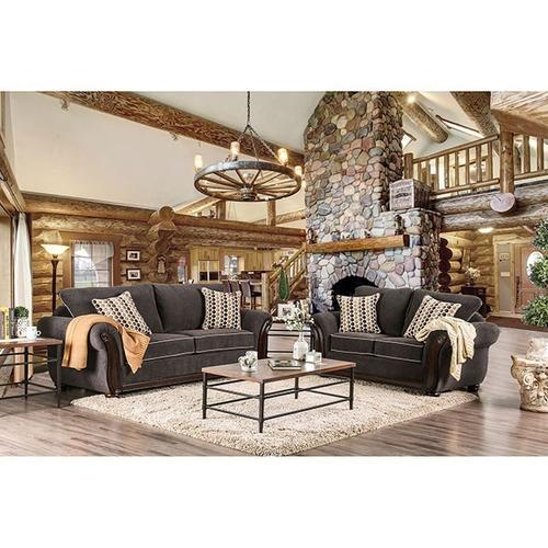 Furniture of America - Bowdle Love Seat