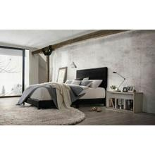 ACME Lien Queen Bed - 25730Q - Black PU