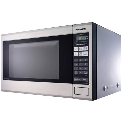 1.2 Cu. Ft. Countertop/Built-In Microwave with Inverter Technology NN-SN661S Stainless