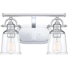 View Product - Grant Bath Light in Polished Chrome