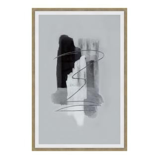 See Details - Wisdom 2 Abstrack Ink Print Wall Décor
