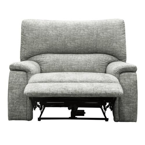 Homelegance - Power Reclining Chair with Power Headrest and USB Port