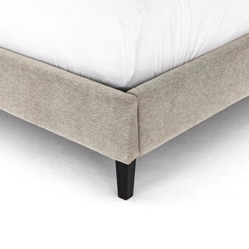 Four Hands - Queen Size Twill Linen Cover Jefferson Bed