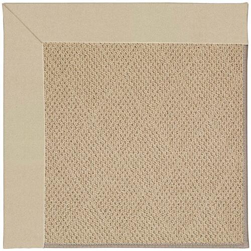 "Creative Concepts-Cane Wicker Canvas Antique Beige - Rectangle - 24"" x 36"""