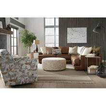 900 Gemma Leather Sectional