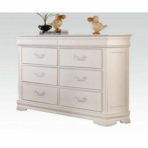 ACME Classique Dresser - 30131 - White