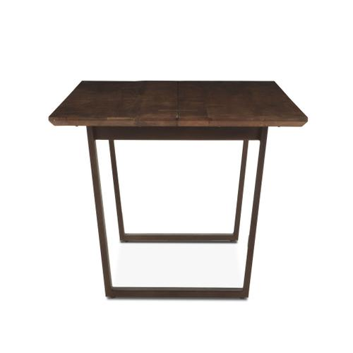 """Mozambique 78"""" Dining Table Walnut"""