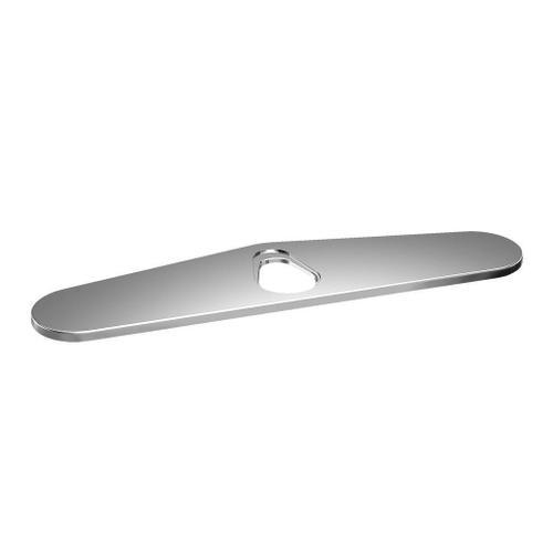 Beale MeasureFill Deck Plate  American Standard - Polished Chrome