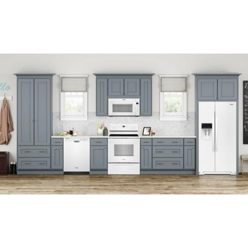 Whirlpool Canada - ENERGY STAR® Qualified Dishwasher With 1-Hour Wash Cycle