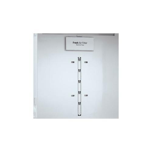 LG Canada - 36'' Smudge Resistant Refrigerator with InstaView Door-in-Door®, Dual Ice Maker and WiFi Connectivity, 28 cu.ft.