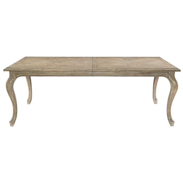 See Details - Campania Dining Table in Weathered Sand (370)