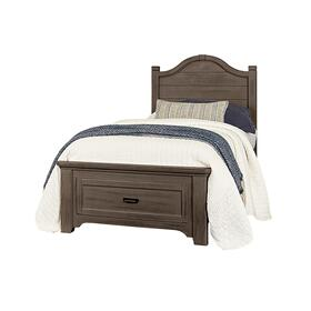 Arch Storage Bed in Twin & Full