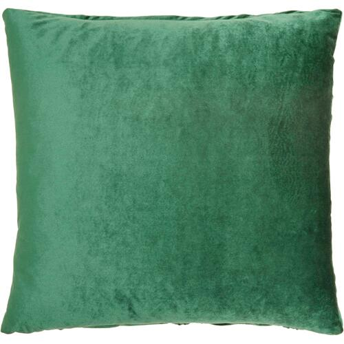 "Life Styles L0066 Emerald 22"" X 22"" Throw Pillow"