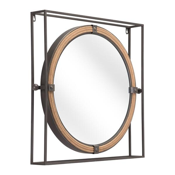 See Details - Capell Mirror Gray