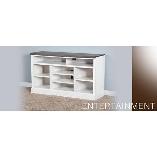 "55"" Bourbon County TV Console"
