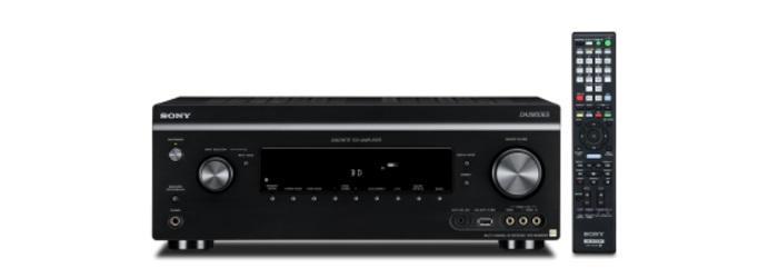 Sony® STR-DA2800ES with Full Control4® Automation