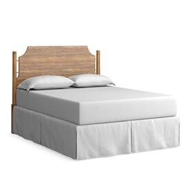 Bench*Made Midtown Queen Upholstered Bed, Footboard Low