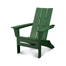 Green Modern Folding Adirondack