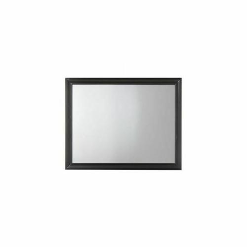 ACME Naima Mirror - 25904 - Black