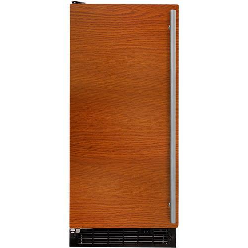 "Solid Panel Ready Overlay Door, Left Hinge 15"" Refrigerator"