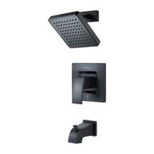 Matte Black Tub/Shower Trim Kit