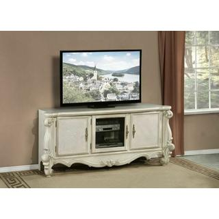 ACME Versailles TV Console - 91324 - Bone White