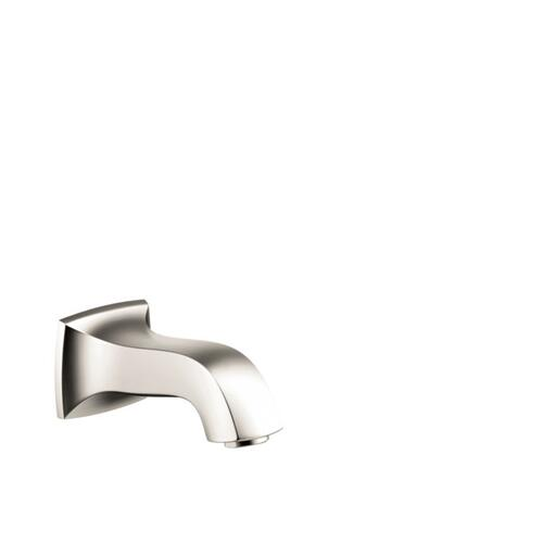 Polished Nickel Tub Spout