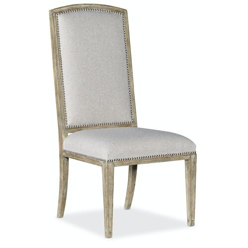 Dining Room Castella Upholstered Side Chair - 2 per carton/price ea