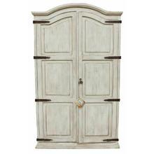 See Details - Ww Full Door Armoire