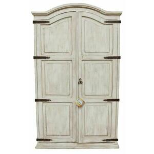 Million Dollar Rustic - Ww Full Door Armoire