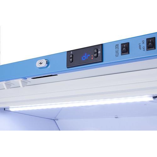 8 CU.FT. Momcube Breast Milk Refrigerator/microwave Combination