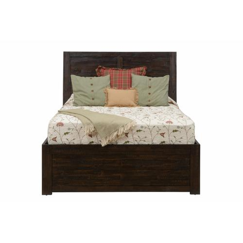 Kona Grove Queen Storage Bed- Footboard/slats/rails Only